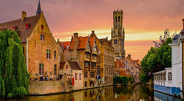 Belgium Exotic Holiday Packages